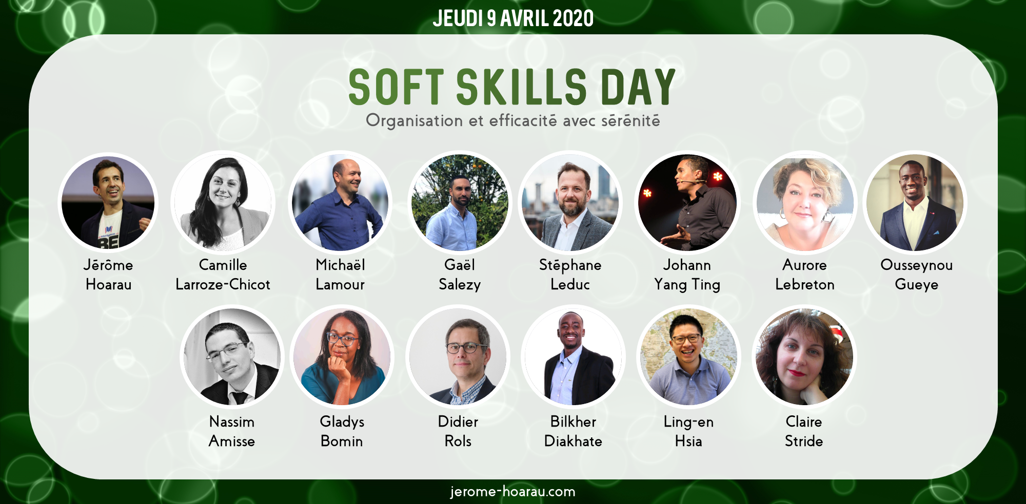 Banniere globale SS Day 9 avril 2020