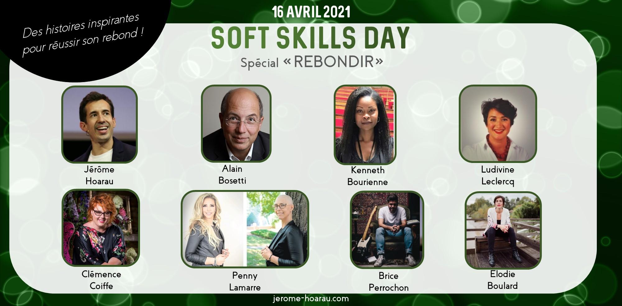 Soft Skills Day Rebondir avril 2021