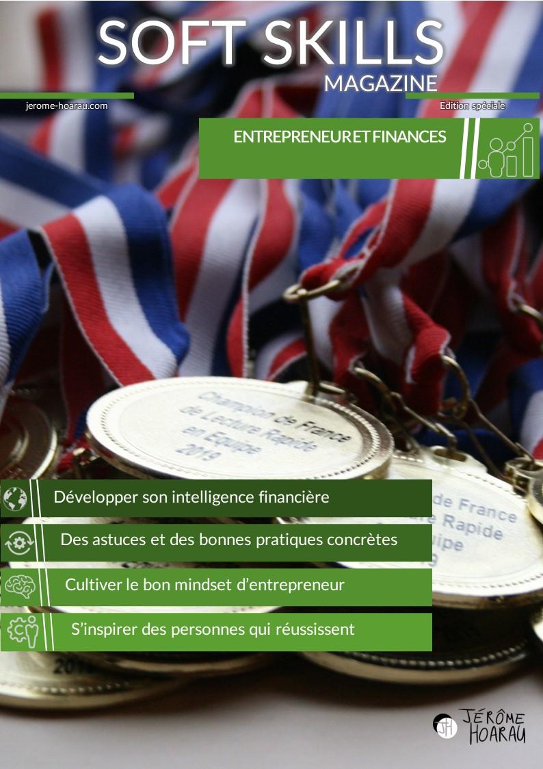 Soft Skills Magazine special Finance et Entrepreneur
