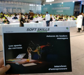 Soft Skills Magazine en Chine